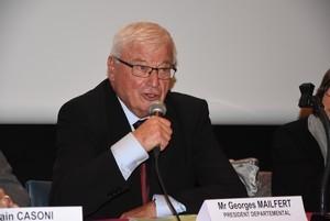 Georges Mailfert président