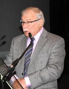 président adjoint Bernard Klein