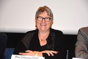 trésorière Catherine Cottel